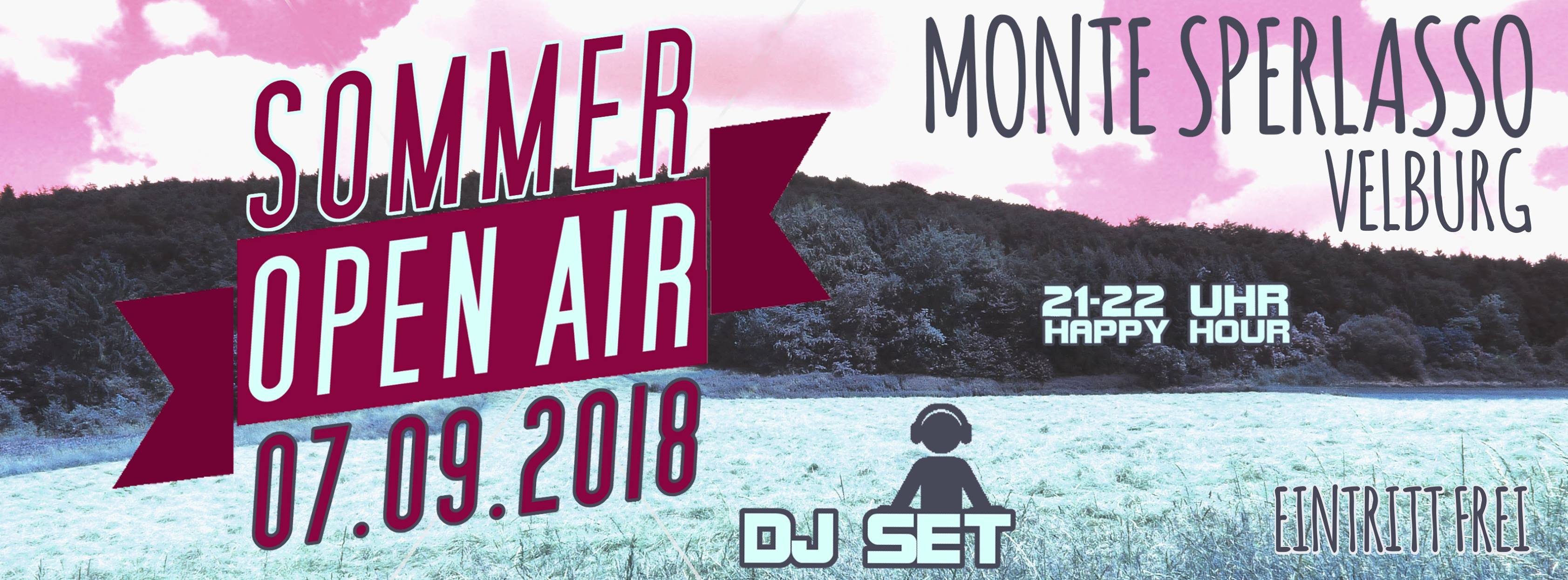Sommer Open Air am Monte Sperlasso